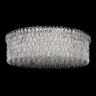 Потолочная люстра Октава большая 12 ламп