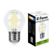 Лампа светодиодная Ferron LB-52, холодный свет