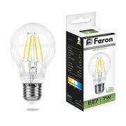 Лампа светодиодная Ferron LB-57, холодный свет, 4000 К