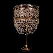 Настольная лампа Кольцо Ажур Сетка №1