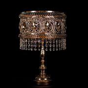 Настольная лампа Кольцо Ажур №1