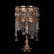 Настольная лампа Кольцо Ажур №4 цветная