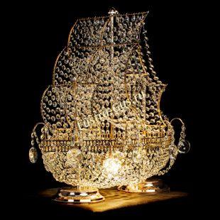 Настольная лампа Каравелла