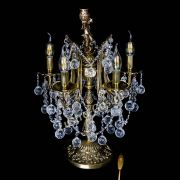 Настольная лампа Луиза №5 шар
