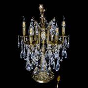 Настольная лампа Луиза №5 журавлик