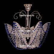 Люстра Орхидея №3 цветная