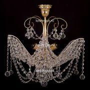 Люстра Орхидея №2