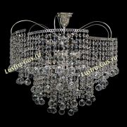 Люстра Виноград 6 ламп Шар 30