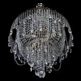 Люстра Султан, диаметр - 560 мм, цвет - золото, Люстры Гусь Хрустальный