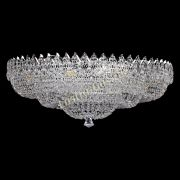 Люстра Двойное Кольцо Корона 700 мм
