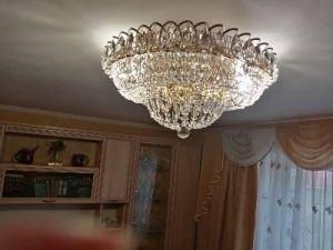 Люстра Кольцо Классика в Воронеже отзыв и фото покупателя
