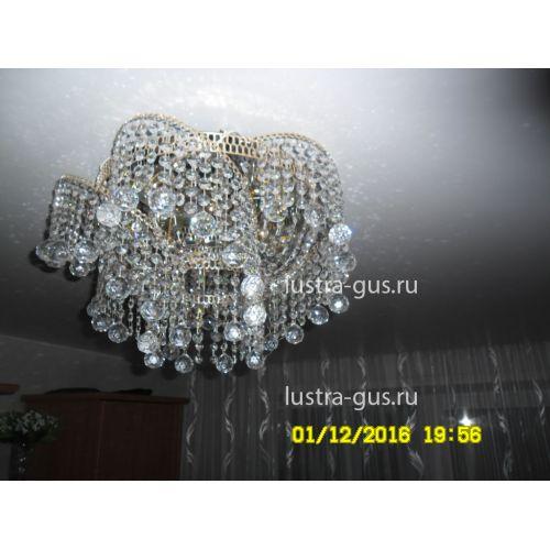 Люстра Космос шар 30 мм в Воронеже Гусь Хрустальный