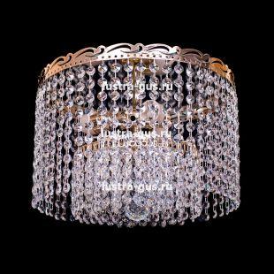 Люстра Анжелика 3 лампы + низ № 1