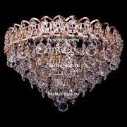 Люстра Катерина пирамида шар 30 мм