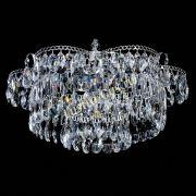 Люстра Ромашка Пластинка 1 лампа
