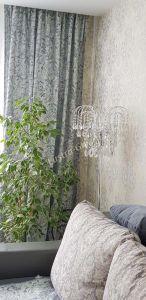 Торшер Каскад журавлик короткий отзыв и фото покупателя
